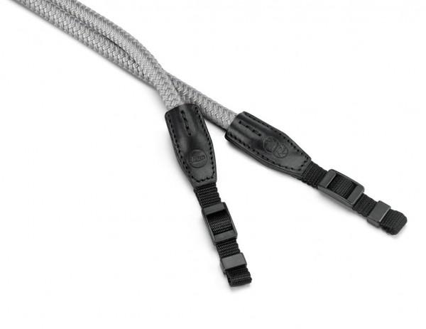 Leica Rope Strap, grau, 126 cm, SO, designed by Cooph