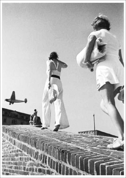 """Postcard """"Dr. Paul Wolff - Wangerooge, 1935"""""""