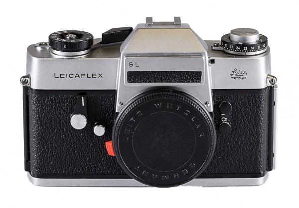 Leicaflex SL, silber