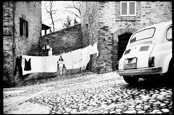 "Emanuele Scorcelletti ""Il bucato, Italy"", März 2015"