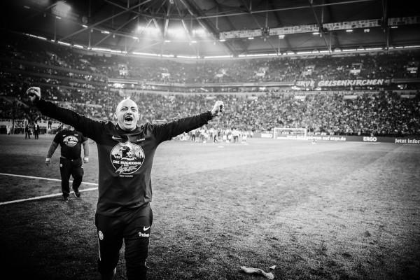 """Holger Sà """"Franco Lionti"""", Schalke, 2018"""