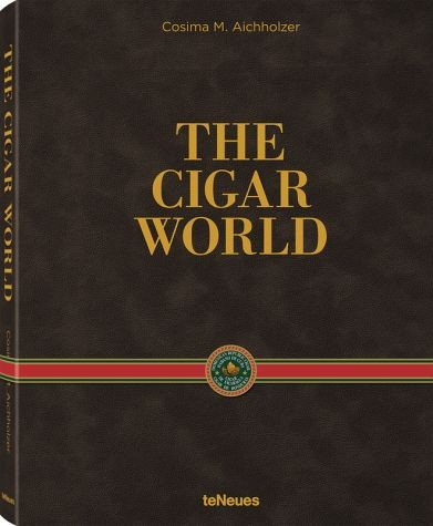 "Cosima M. Aichholzer ""The Cigar World"""