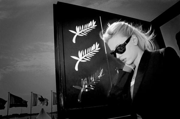 """Emanuele Scorcelletti """"Headwinds, Scarlett Johansson"""", 58th Cannes Festival, Mai 2005"""