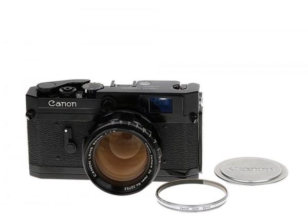 CANON VI - L schwarz Lack