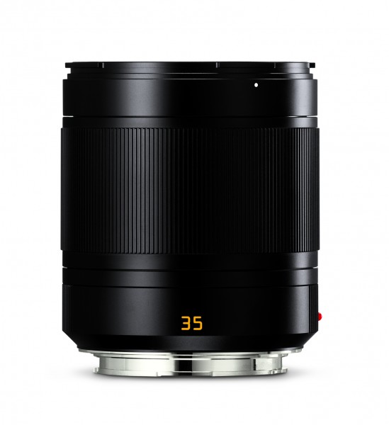 Leica SUMMILUX-TL 1:1,4/35mm ASPH., schwarz eloxiert