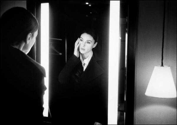 """Emanuele Scorcelletti """"Fragile, Monica Bellucci, Cannes"""", März 2004"""
