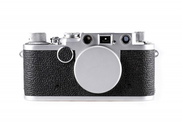 Leica IIf Red Dial, 1954