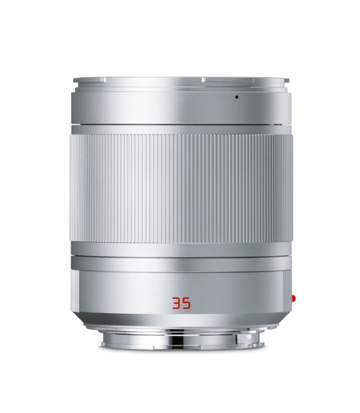 Leica SUMMILUX-TL 1:1,4/35mm ASPH., silbern eloxiert