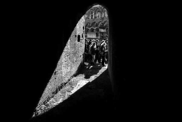 "Alan Schaller ""Colosseum, Rome"""