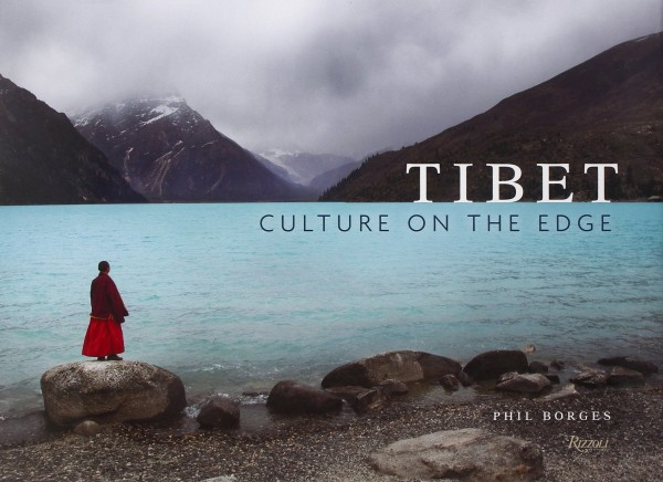 "Phil Borges ""Tibet - Culture on the edge"""