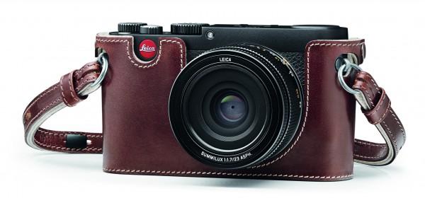 Leica X-Protektor (Typ 113 / Vario) Leder, braun