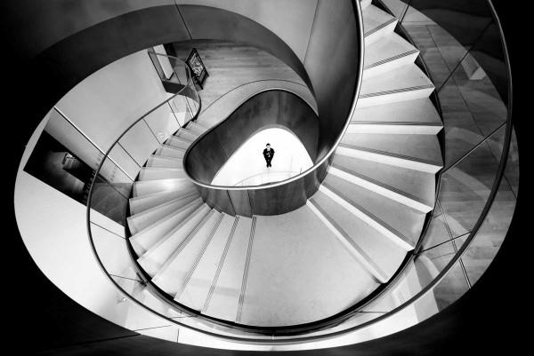"""Alan Schaller """"London Spiral"""""""