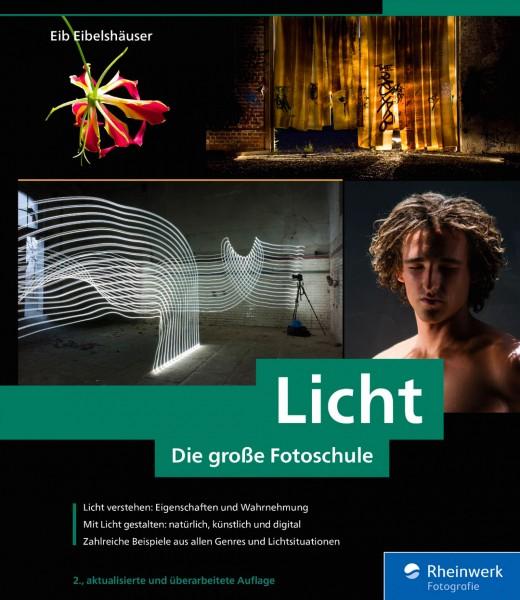 """Eib Eibelshäuser """"Licht - Die große Fotoschule"""""""