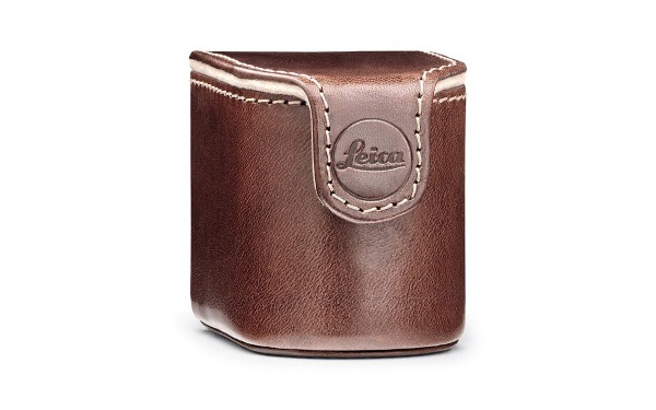 EVF Schutztasche, Leder, vintage-braun