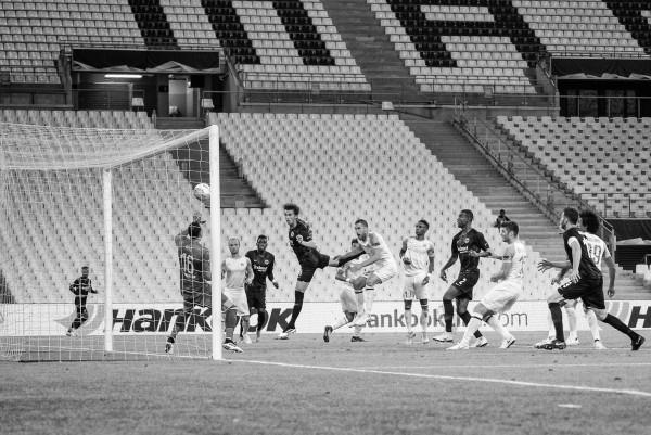 """Holger Sà """"52. Minute, Lucas dreht das Spiel"""", Marseille, 2018"""