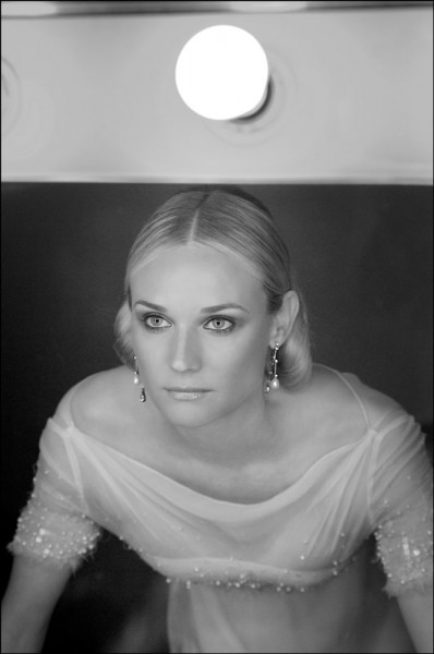 """Emanuele Scorcelletti """"Perfection, Diane Kruger"""", 60th Cannes Festival, Mai 2007"""