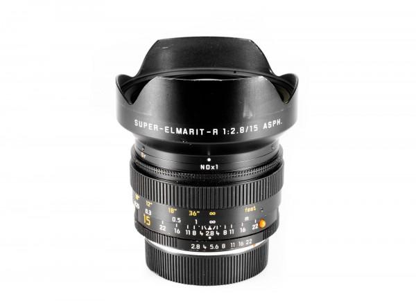 Leica Super-Elmarit-R 2,8/15 mm ASPH. ROM