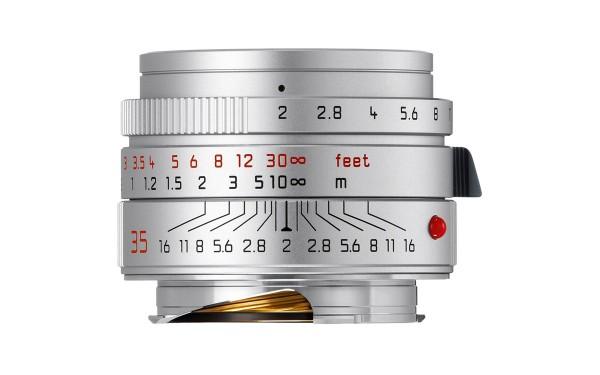 Leica SUMMICRON-M 1:2/35mm ASPH. Silber