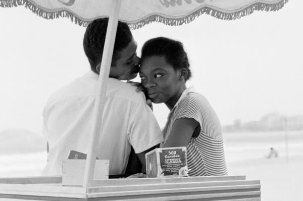 """Michael Friedel """"Flirterfolg Copacabana, Rio de Janeiro, 1958"""""""