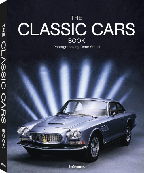 "René Staud ""The Classic Cars Book"" (Kleine Ausgabe)"