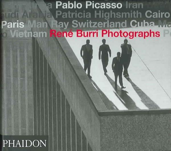 "René Burri ""Photographs"""