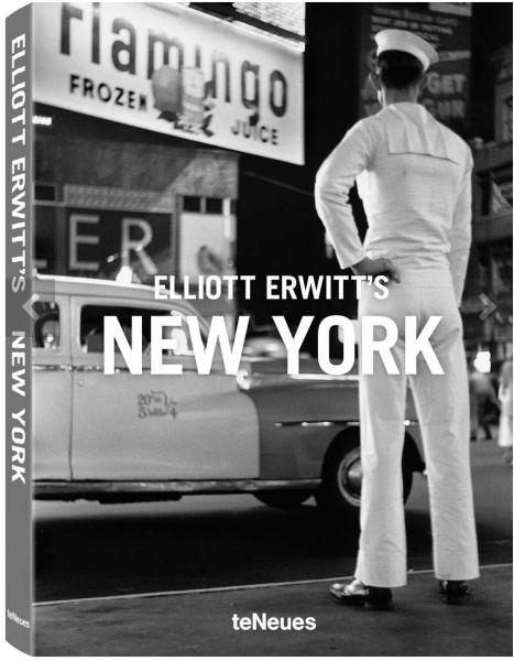 """Elliott Erwitt """"New York"""" (Kleine Flexicover Ausgabe)"""