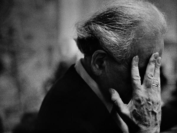"""René Groebli """"Richard Neutra (#618)"""", 1959"""