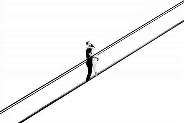 "Alan Schaller ""Just the two of us"""