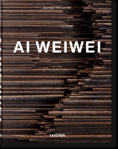 """Hans Werner Holzwarth """"Ai Weiwei"""""""