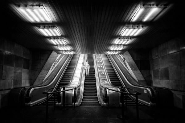 """Alan Schaller """"Vienna Metro"""""""