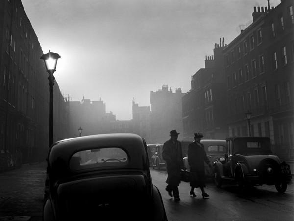 "René Groebli ""London (#1213)"", 1949"