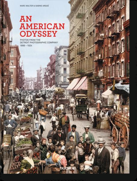 """Marc Walter & Sabine Arqué """"An American Odyssey"""""""