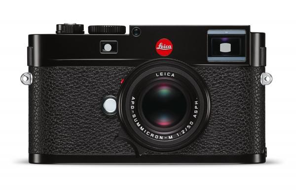 Leica M (Typ 262) Schwarz eloxiert, Gehäuse