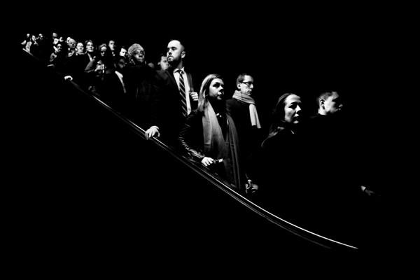 "Alan Schaller ""Into the Depths of London"""