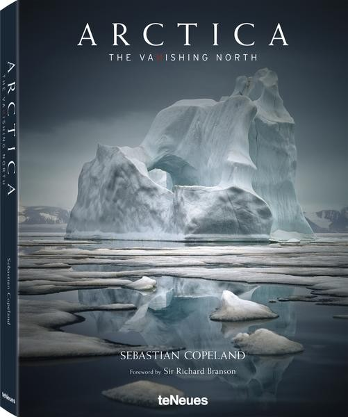 "Sebastian Copeland ""Arctica. The Vanishing North Collector's Edition"""