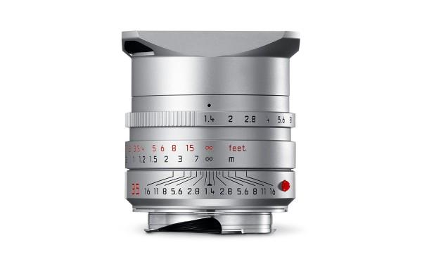 Leica SUMMILUX-M1:1,4/35 mm ASPH. Silber