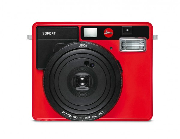 Leica SOFORT, rot