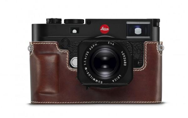 Leica Protektor M10, Leder, vintage braun