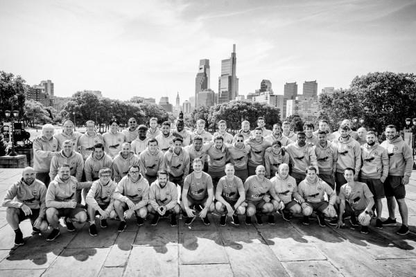 """Holger Sà """"The Team"""", Philadelphia, 2018"""