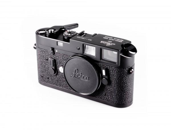Leica M4 schwarz Chrom mit OVP