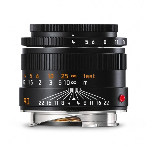 Leica Macro-ELMAR-M 1:4/90 mm黑色微距镜头