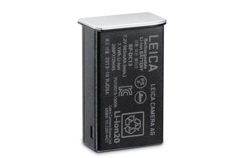 Leica Lithium-Ionen Akku TL, BP-DC 13, silber