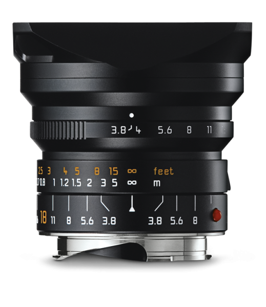 Leica SUPER-ELMAR-M 18 mm f/3.8 ASPH