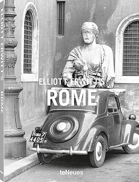 """Elliott Erwitt """"Rome"""" (Kleine Flexicover Ausgabe)"""