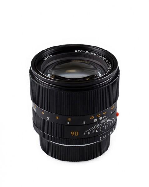 ! SOLD ! Leica APO-SUMMICRON-R 1:2/90mm ASPH., ROM