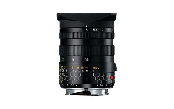 Leica TRI-ELMAR-M 1:4/16-18-21 ASPH. Schwarz