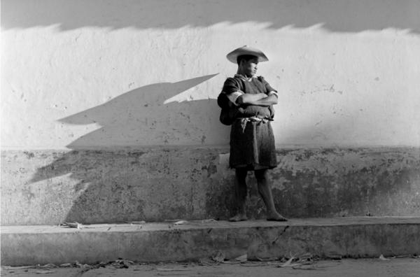 "Michael Friedel ""Indianer, San Christóbal de las Casas"", Chiapas, Mexiko, 1956"