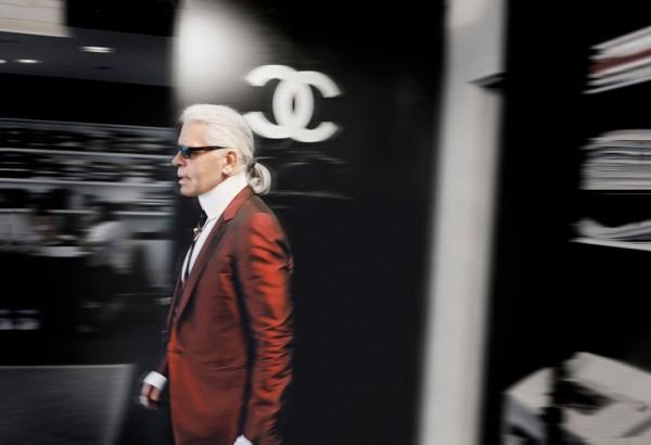 "Emanuele Scorcelletti ""Haute Couture, Karl Lagerfeld, Chanel"", Juni 2004"