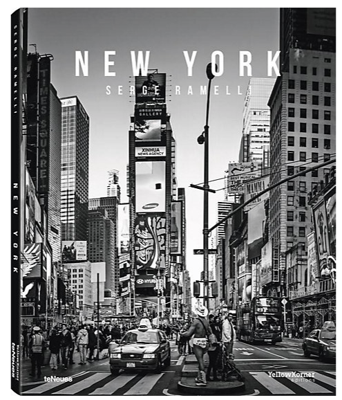 "Serge Ramelli ""New York"""