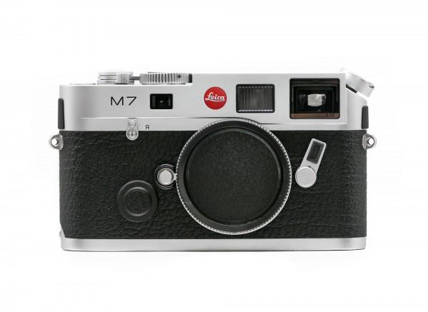 Leica M7 silber, refurbished